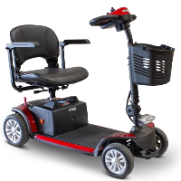 Ewheels Extended Range Scooter Portable Power Mobility Scooter - EW-M50