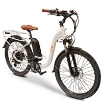 "EWheels 48v 750w Electric Bam Step Through Power Bike with 26"" Tires - EW-Step Thru"