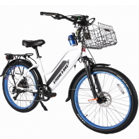Catalina Beach Cruiser 48 Volt High Power Long Range Step-Through Bicycle