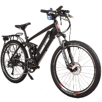 Rubicon 48 Volt High Power Long Range Electric Mountain Bicycle
