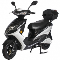 Cabo Cruiser Elite 48v Electric Bicycle w/20 Amp Battery System