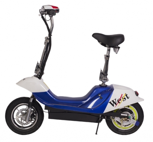 city rider 500 watt 36v electric scooter with e bike quiet. Black Bedroom Furniture Sets. Home Design Ideas