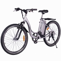 Sierra Trails Elite SLA Lowest Cost Step Through Electric Mountain Bicycle - SIERRA-E
