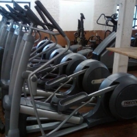 Refurbished Precor EFX556i Pre Experience Series Elliptical