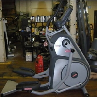 Refurbished Star Trac Elite Total Body Trainer Elliptical Like New Not Used