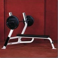 Refurbished Cybex 5362 Olympic Flat Bench