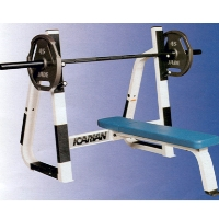 Refurbished Icarian Olympic Flat Bench 408