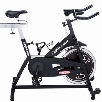 Refurbished Star Trac Johnny G Upright Spin Bike Like New Not Used