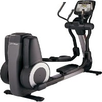 Refurbished Life Fitness 95X Inspire Elliptical Like New Not Used