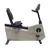 Refurbished Life Fitness 9500R Recumbent Bike Like New Not Used