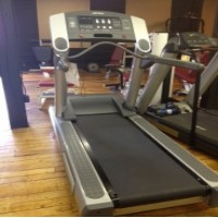 Refurbished Life Fitness 93T Treadmill Like New Not Used