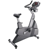 Refurbished Life Fitness 95ci Upright Bike