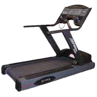 Refurbished Lifefitness 9500HRT Treadmill Like New Not Used
