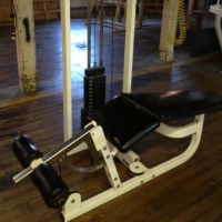 Refurbished Paramount Prone Leg Curl