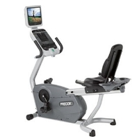 Refurbished Precor C846i-r Experience Series Recumbent Bike Like New Not Used