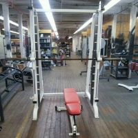 Refurbished Smith Machine