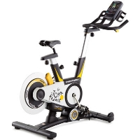 Refurbished Pro Form Le Tour France Indoor Cycling Upright Bike Like New Not Used