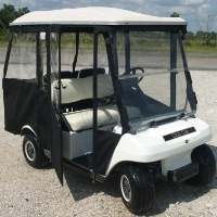 Brand New Vinyl Club Car DS Pre-2000 Four Passenger Golf Cart Enclosure