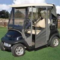 Brand New Vinyl Club Car Precedent Golf Cart Enclosure