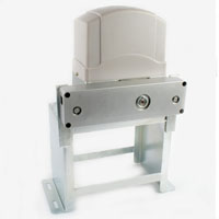 Commercial Medium-Heavy-Duty 2HP Slide Gate Opener