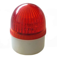 Small Alarm Flash Lamp Siren for Gate Opener