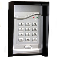 Universal Wired Keypad with Metal Box 12V