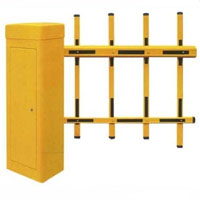 Double Deck Automatic Road Barrier Opener Operator