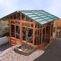 Brand New Cottage Hot Tub Enclosure Gazebo - 10' x 10'