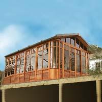 Brand New Cottage Hot Tub Enclosure Gazebo - 12' x 18'