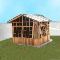 Brand New Wiltshire Hot Tub Enclosure Gazebo - 10' x 18'
