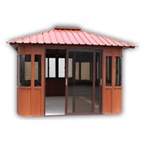 Countryside Hot Tub Enclosure Gazebo - 12.8' x 15.2'