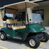 EZ-GO 36v PDS Series Electric Golf Cart w/ Charger