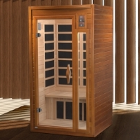 1-2 Person Dynamic Spoonbill Sauna with Carbon Heating