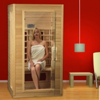 1-2 Person Dynamic Kingfisher Sauna with Ceramic Heating