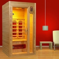 1-2 Person Dynamic Stork Sauna with Ceramic Heating