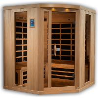 4-5 Person Near Zero EMF FAR Infrared Sauna - GDI-8065-01