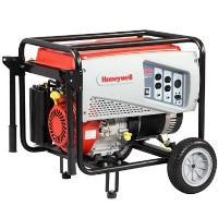 Honeywell 6036, 5500 Running Watts/6875 Starting Watts, Gas Powered Portable Generator