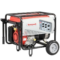 Honeywell 6038, 6500 Running Watts/8125 Starting Watts, Gas Powered Portable Generator