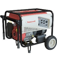 Honeywell 6039, 7500 Running Watts/9375 Starting Watts, Gas Powered Portable Generator