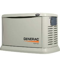 GENERAC SYNERGY 20KW BACKUP POWER GENERATOR WITH WHOLE HOUSE SWITCH