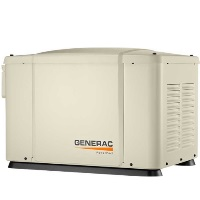 GENERAC POWERPACT 7KW WITH 8-CIRCUIT SWITCH