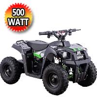 Monster 500 Watt 36 Volt Electric Four Wheeler ATV - Monster 500 Watt