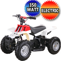 SAHARA 350 Watt 24 Volt Electric Four Wheeler ATV