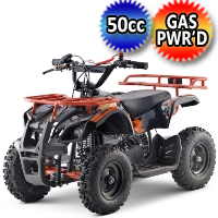 50cc Size Gas Atv Utility Quad With Pull Start - Sonora w/40cc Engine