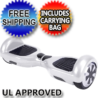 "Original 6.5"" Self Balance Hoverboard Scooter - Free Shipping & UL Approved"