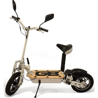 Brand New Stand Up/Sit Down 1000 Watt Electric Scooter