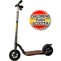 Brand New Go Ped Grow Ped Scooter