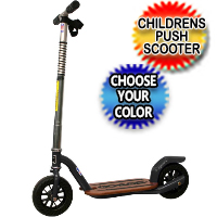 Brand New Go Ped Super Grow Ped Scooter