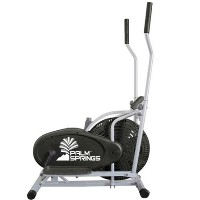 Elliptical Cross Trainer with Computer