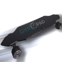 500 Watt Lithium-Ion Battery Skateboard with Hand-Held Remote Control - GS32
